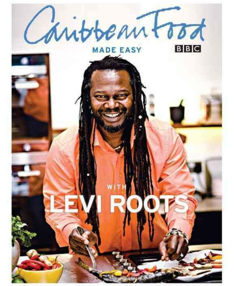 Levi Roots - Caribbean Food Made Easy