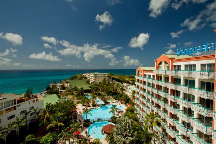 St. Maarten: Sonesta Maho Beach Resort & Casino. Photo Credit: © Sonesta International Hotels Corporation.