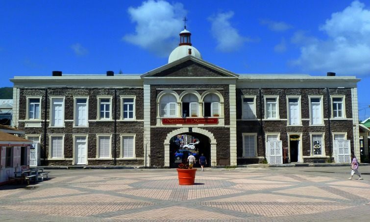 St Kitts National Museum. Photo Credit: Giggel © via Wikimedia Commons.