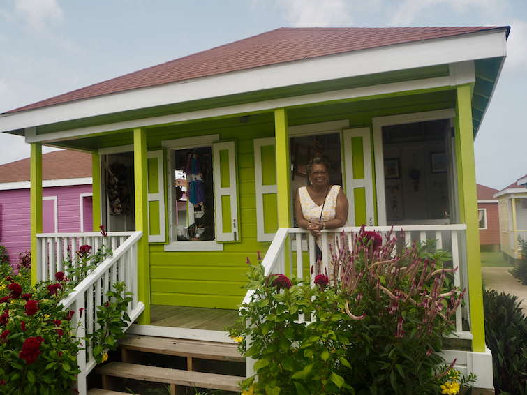 Artisan Village Craft House in Nevis.