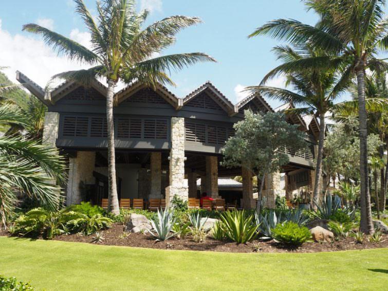 Christophe Harbour: The Pavilion Beach Club
