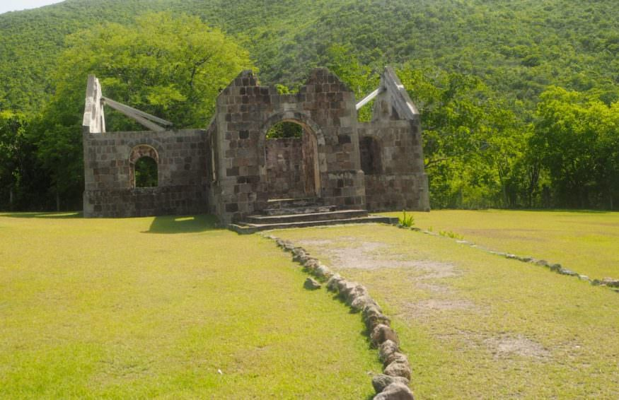 Nevis: Cottle Church
