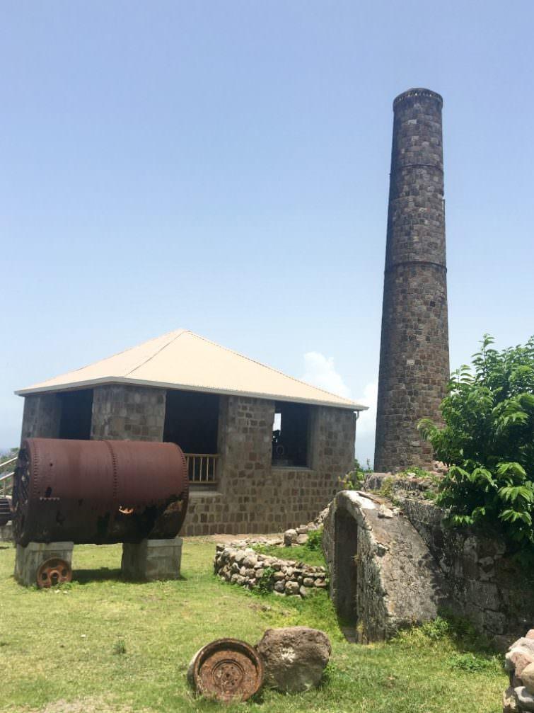 Nevis: New River Estates