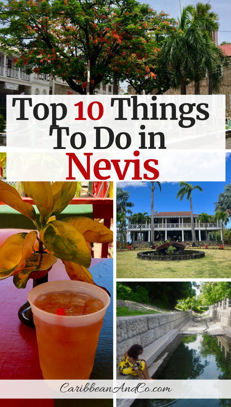 Find out the top 10 things to do in Nevis one of the more charming and unspoiled islands in the Caribbean which is perfect for honeymooners.  #HoneymoonIdeas #Nevis #Caribbean #CaribbeanTravel