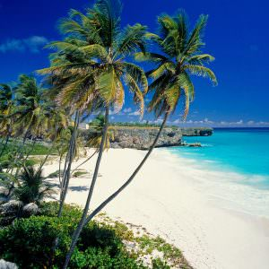 Barbados: Bottom Bay beach