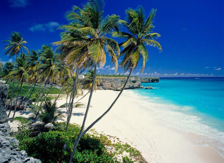 Barbados: Bottom Bay beach