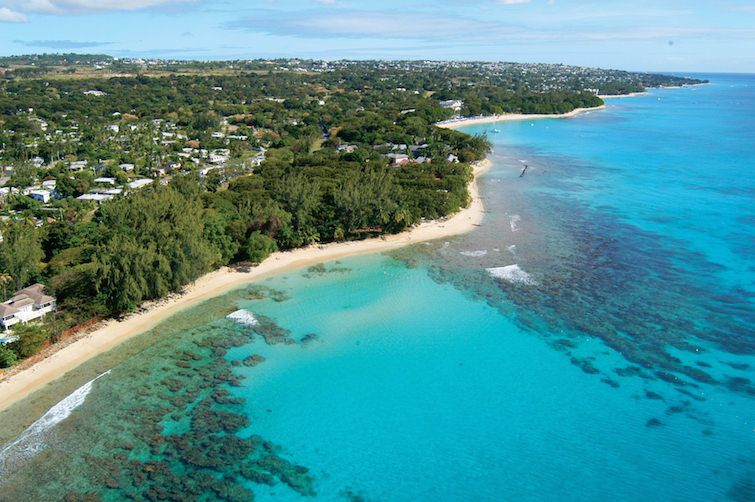 Barbados: View of the West Coast. Photo Credit: ©Barbados Tourism Marketing Inc.