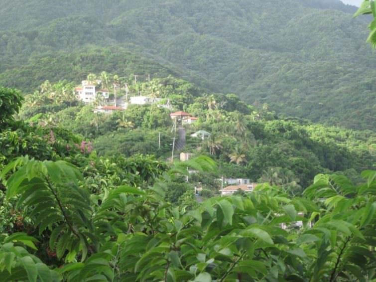 Montserrat: Mongo Hill