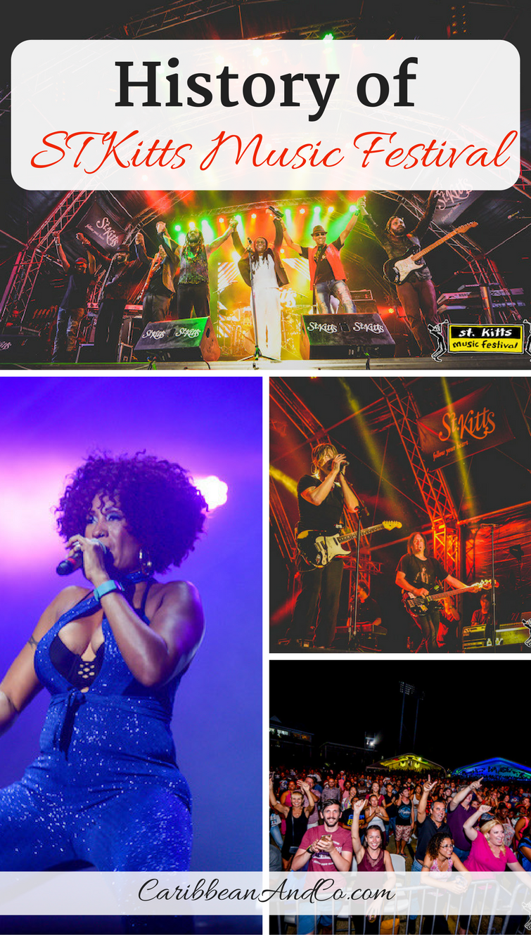 Find out the History of the one of the more established music festivals in the Caribbean region, the St Kitts Music Festival which started in 1996.
