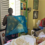 Romeny Manor: Caribelle Batik demonstration.