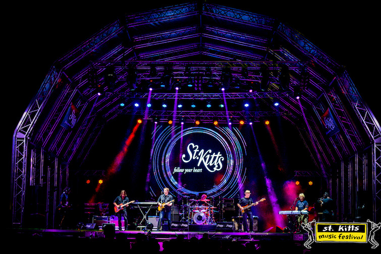 St Kitts Music Festival: Creedence Clearwater Revisited.
