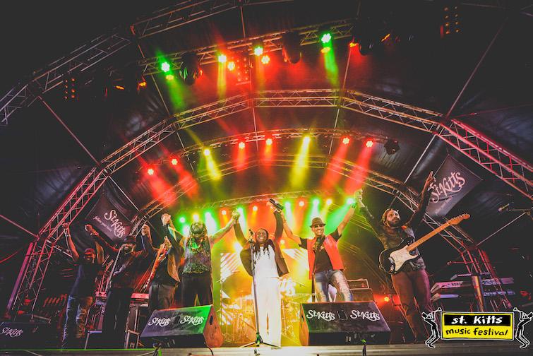St Kitts Music Festival 2017: Third World