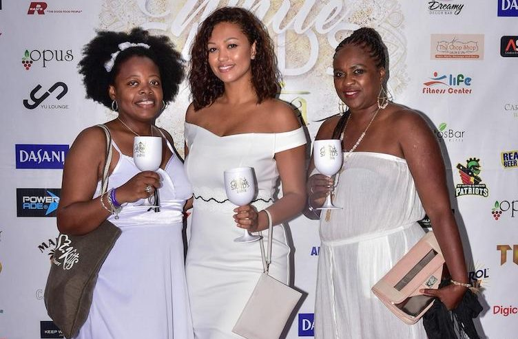 St Kitts: White Sands Party by Carambola Beach Club.