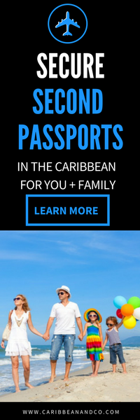 Secure Second passports in the Caribbean