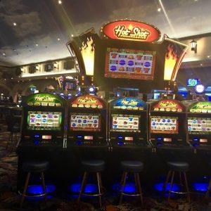 St Kitts Marriott Resort & The Royal Beach Casino: Casino Machines.