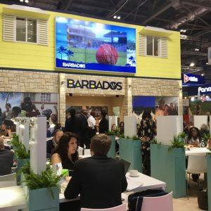 World Travel Market 2017: Barbados