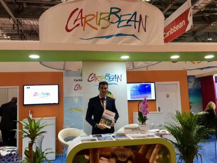 World Travel Market 2017: Caribbean Tourism Organization
