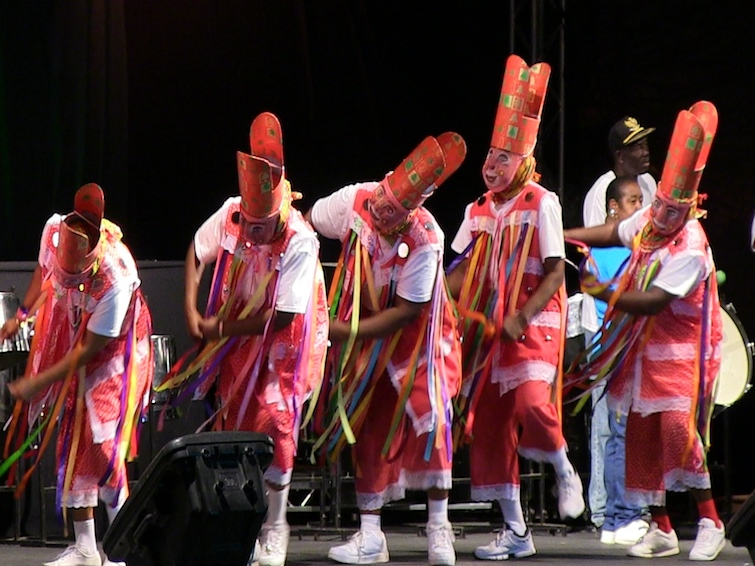 Montserrat Festival 50: Female Masquerades