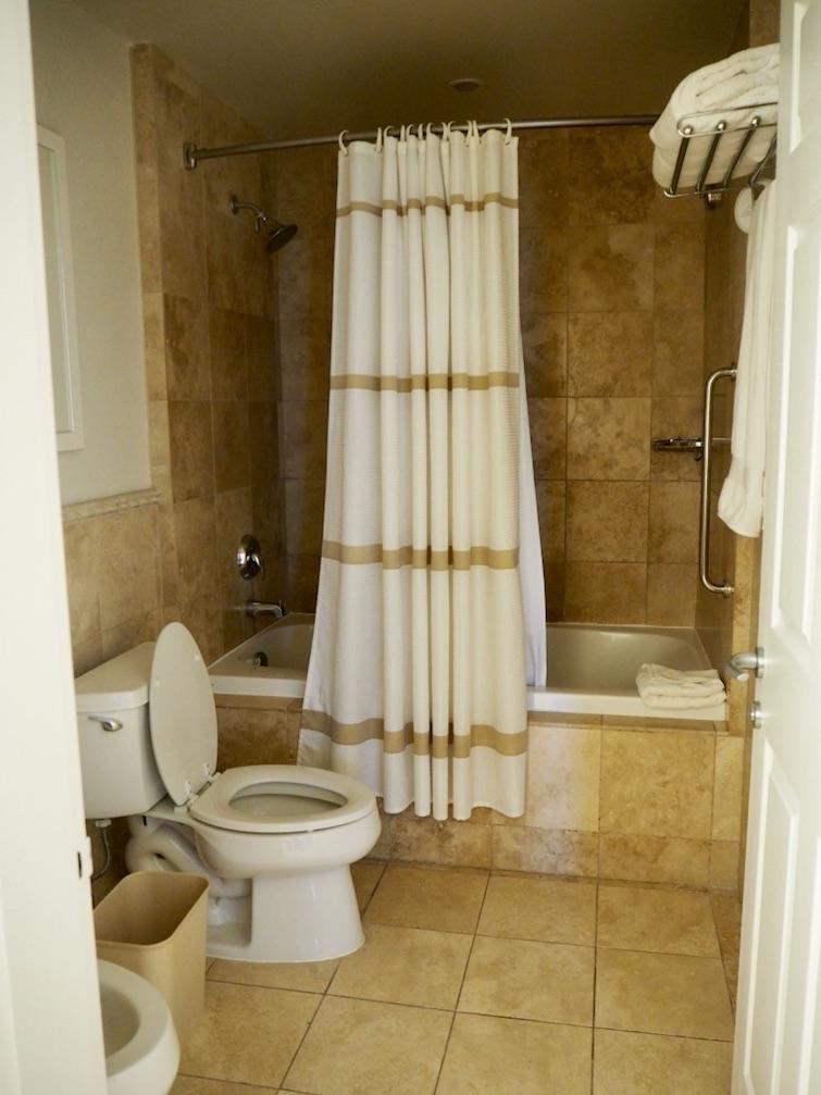 St Kitts Marriott Resort & The Royal Beach Casino: Room 358 Bathroom