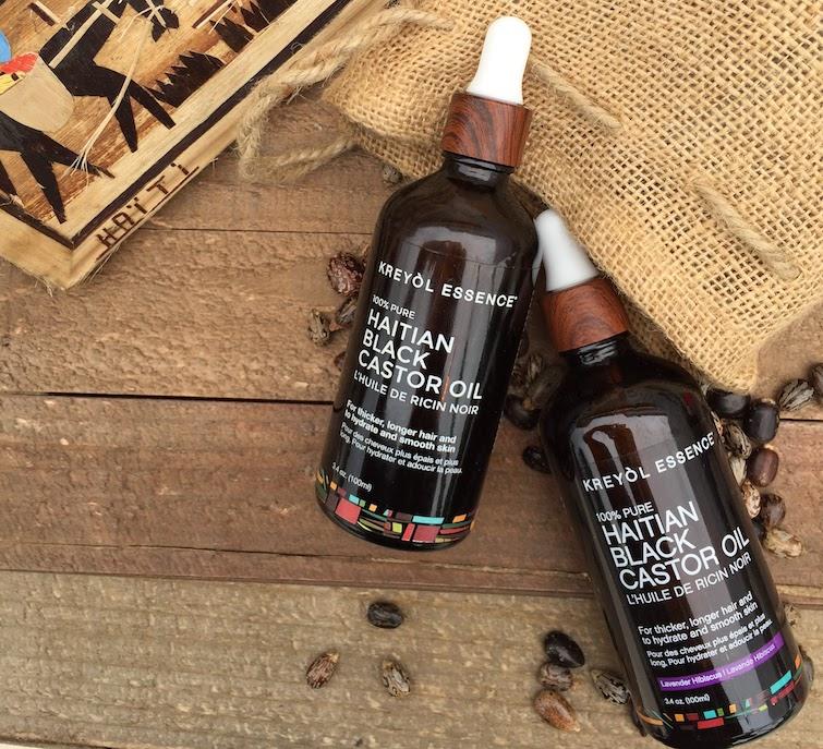 Kreyol Essence: Haitian Black Castor Oil.