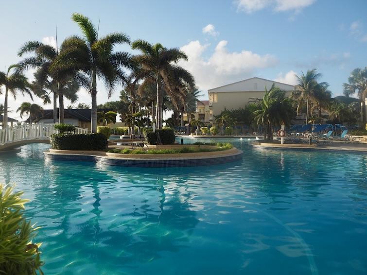 St Kitts Marriott Resort & The Royal Beach Casino: Main Pool.