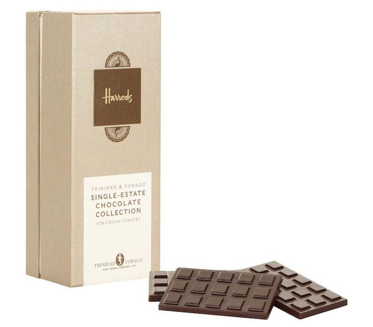 Trinidad & Tobago Single Estate Chocolate Selection