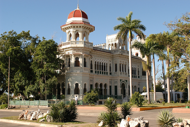 10 Most Visited Caribbean Islands on Eclectic Neoclassical Architecture