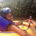 Grenada: River Tubing Down the Balthazar River.