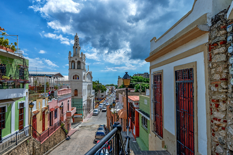 Dominican Republic: View of capital city, Santo Domingo. Photo Credit: © Yakov / Adobe Stock.