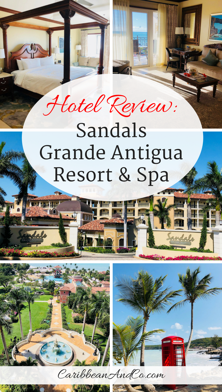 Check out this hotel review of Sandals Grande Antigua Resort & Spa voted the Caribbean's most romantic resort.