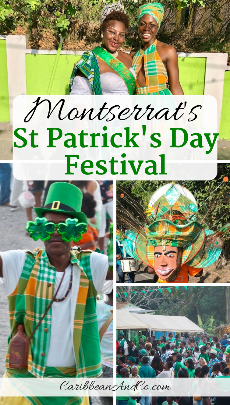 Find out about the history of Montserrat's Saint Patrick's Festival which is a commemoration of the 1768 Slave Rebellion. #StPatricksDay #StPatricksFestival