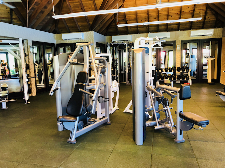 Sandals Grande Antigua Resort & Spa: Fitness Center.