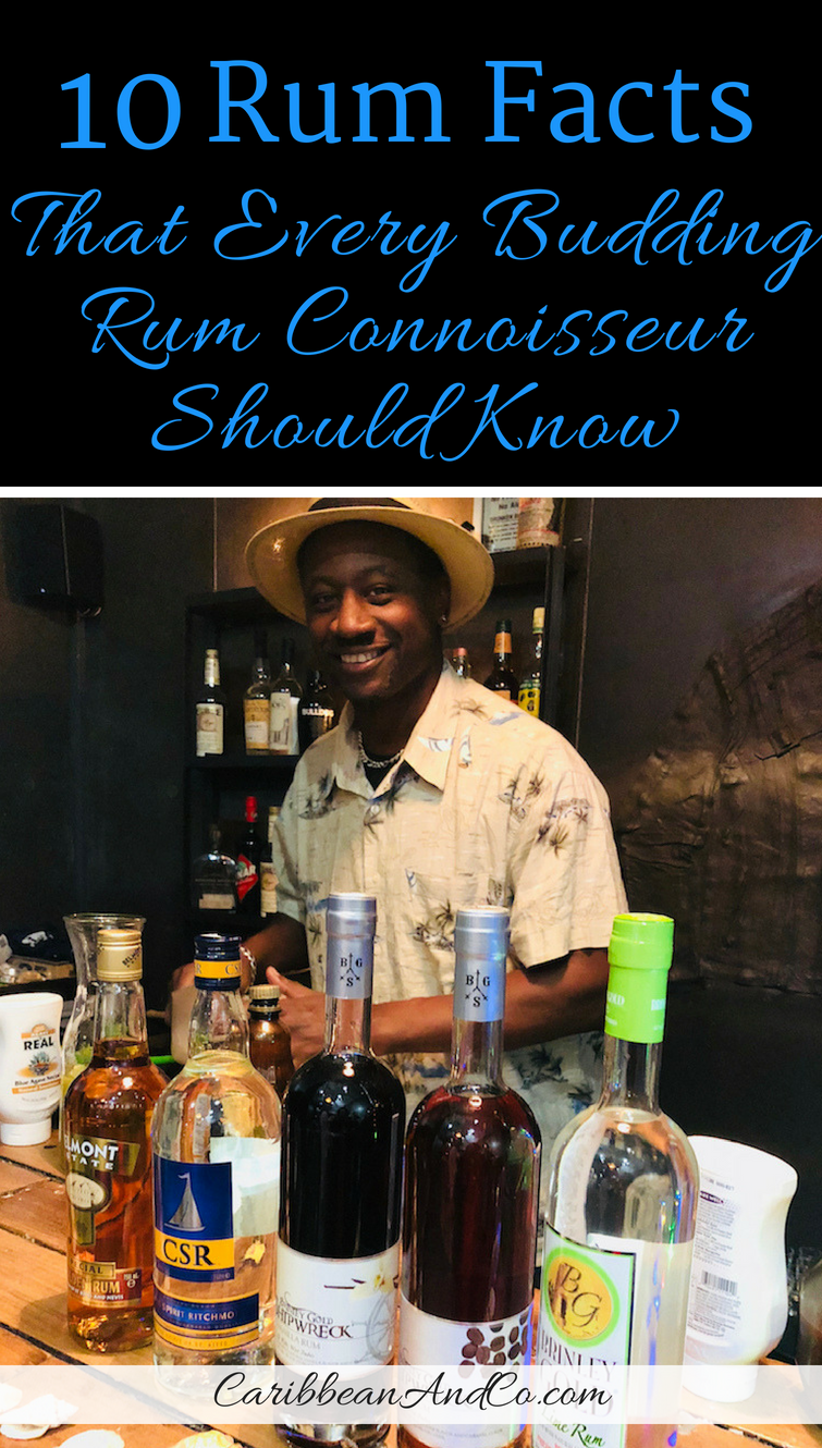 Find out about the 10 rum facts that every budding rum connoisseur should know.
