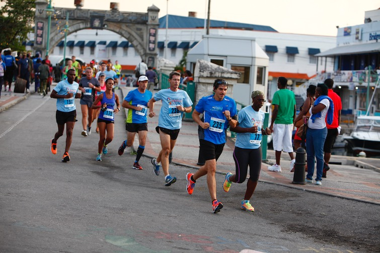 Barbados Run participants. Photo Credit: © Barbados Tourism Marketing.