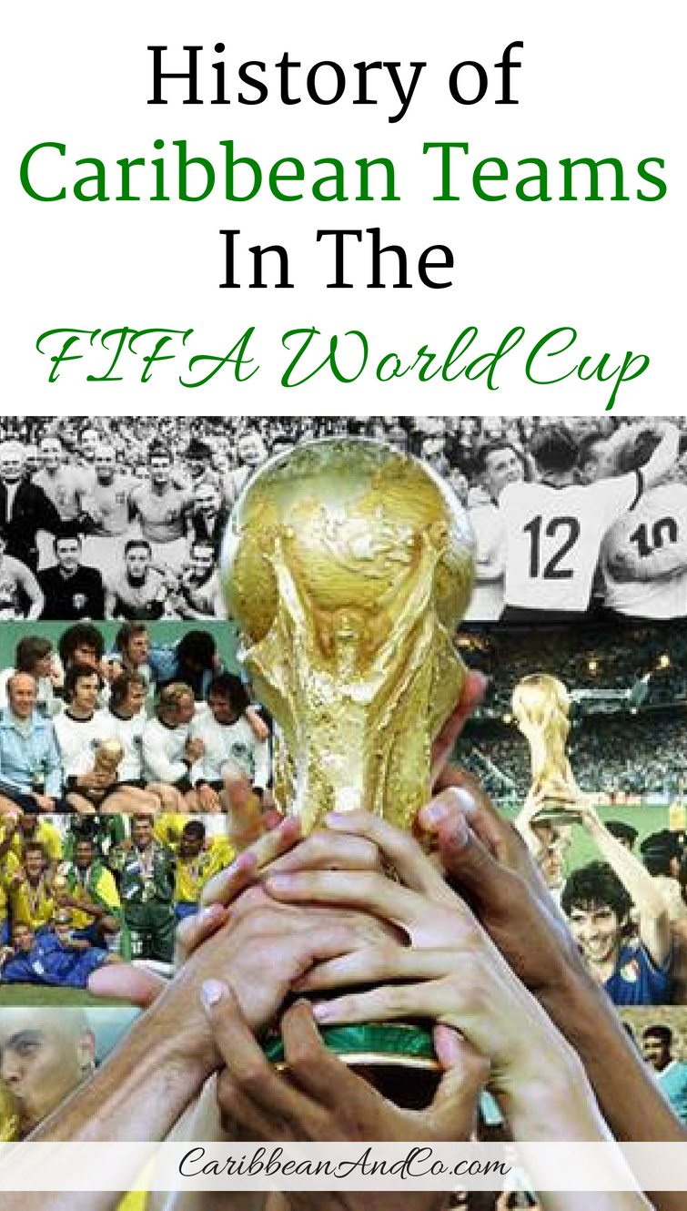 Find out which Caribbean teams, members of the  Caribbean Football Union have participated in the FIFA World Cup.   Since the first tournament in 1930, only four Caribbean teams have participated.