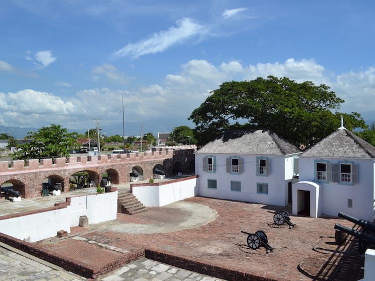 Jamaica: Ruins of Port Royal in Kingston. Photo Credit: © Jamaica Tourist Board.