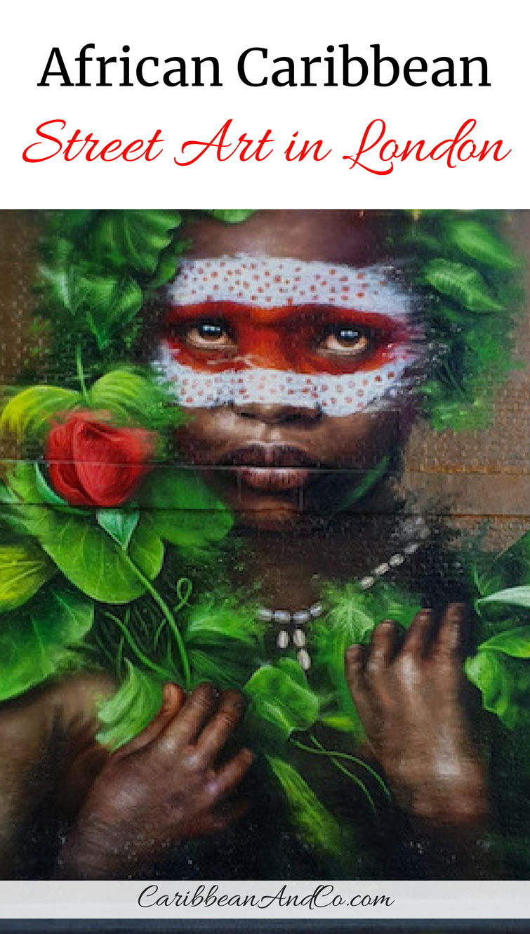Check out this post featuring some of the best African Caribbean Street Art in London.