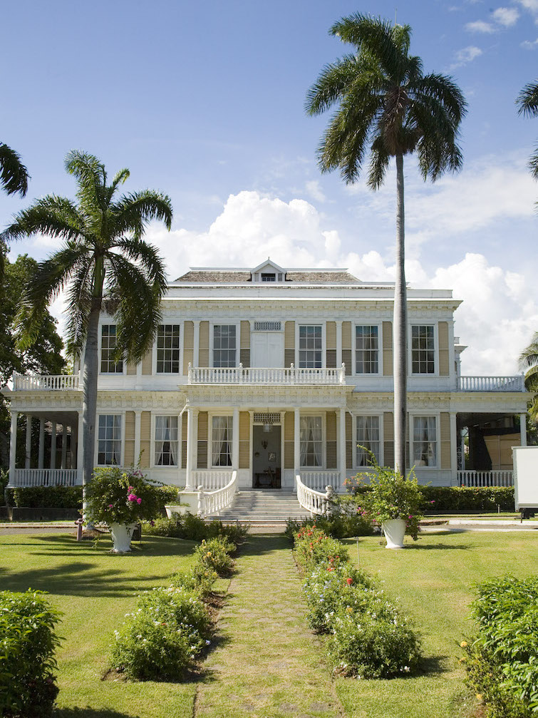 Jamaica: Devon House in Kingston. Photo Credit: © Jamaica Tourism Board.