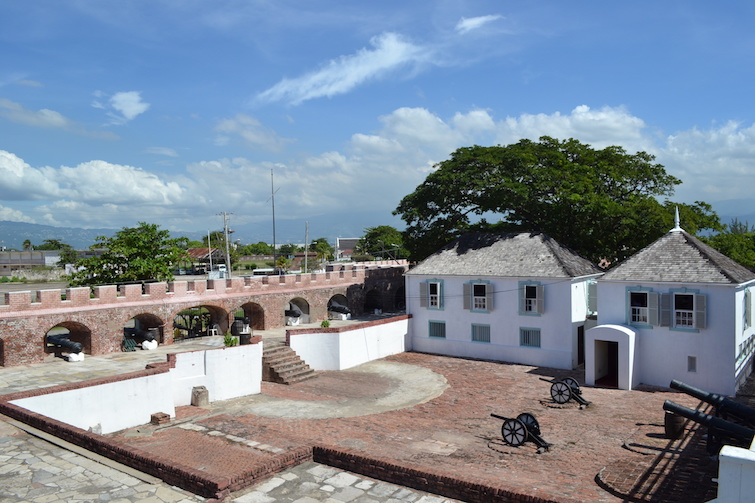 Jamaica: Port Royal in Kingston. Photo Credit: © Jamaica Tourist Board.