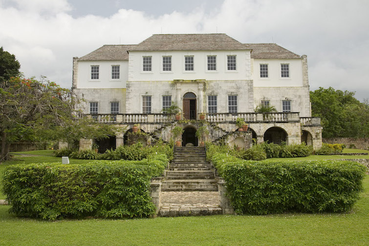 Jamaica: The Rosehall Great House. Photo Credit: © Jamaica Tourist Board.