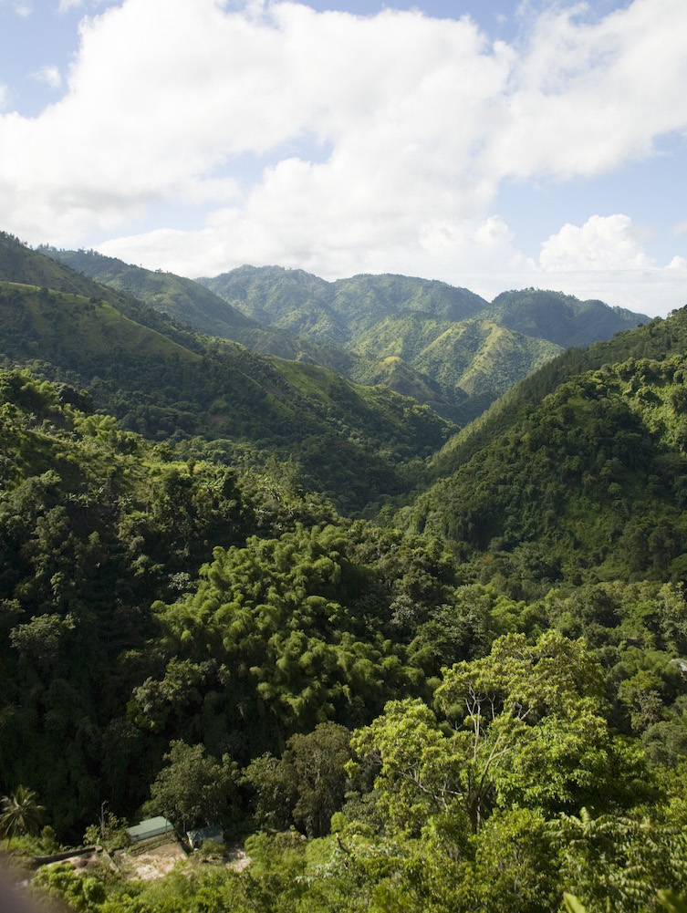 Jamaica: UNESCO World Heritage Blue Mountain. Photo Credit: © Jamaica Tourism Board.