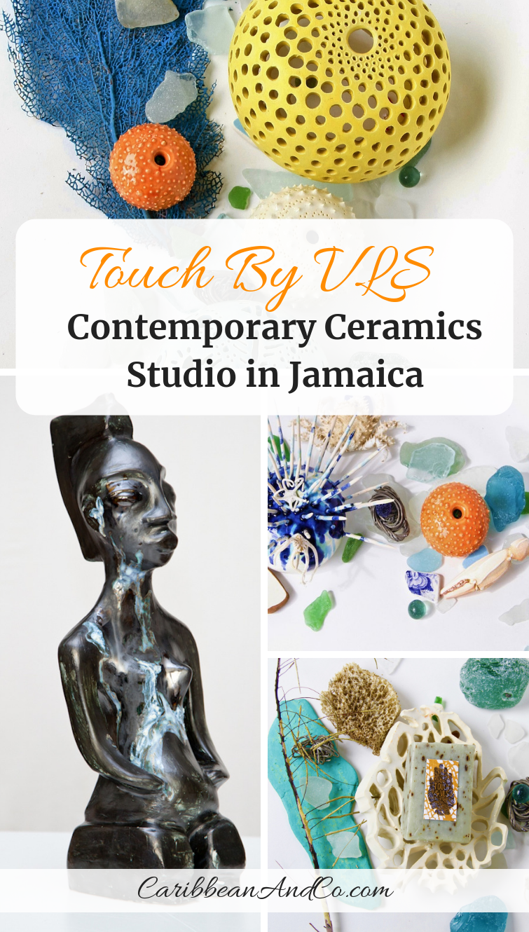 Find out about Touch By VLS - A Shining Example of Handmade Products From The Emerging Creative Industries In The Caribbean.