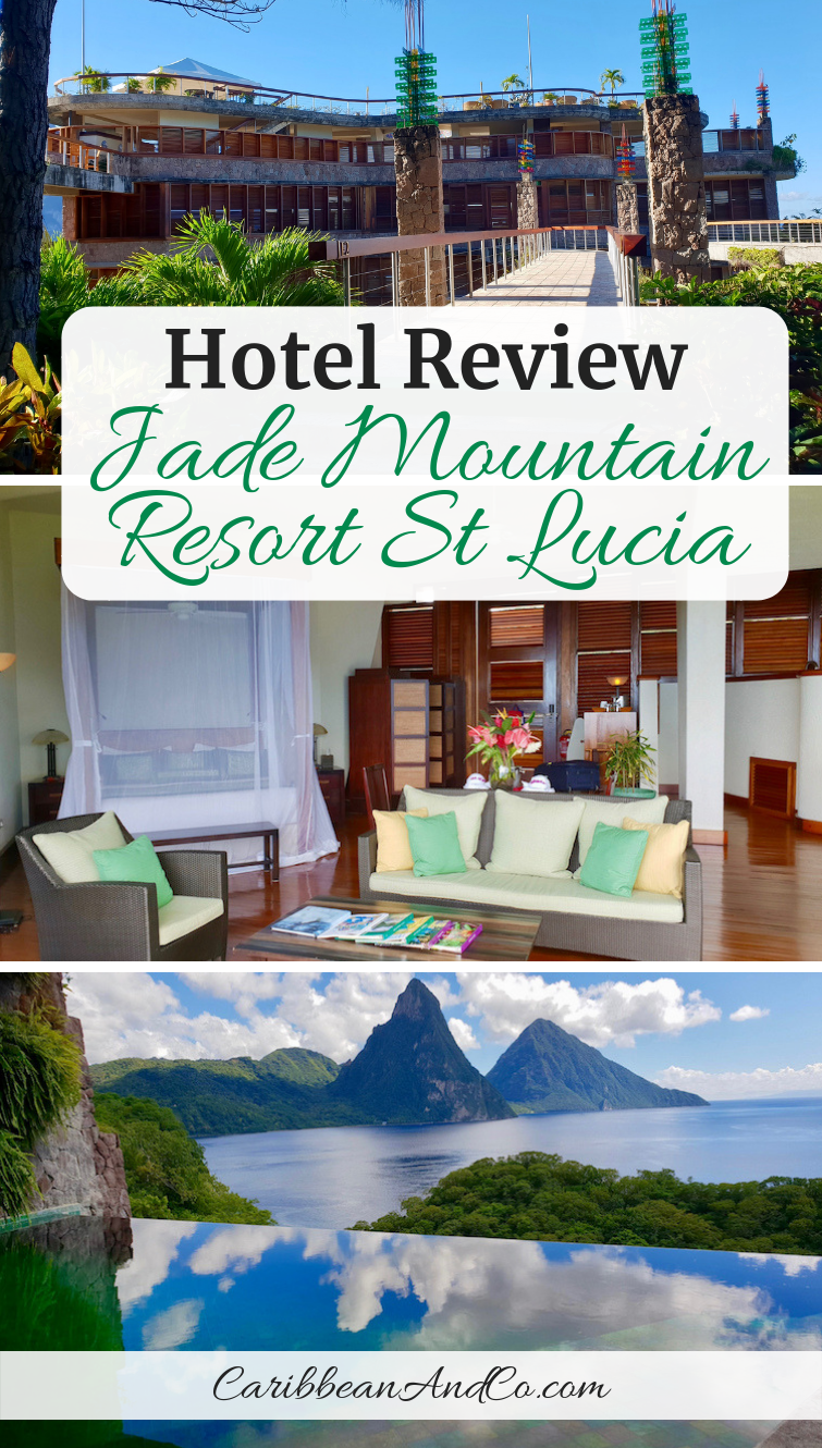 Find out why luxurious and architecturally stunning Jade Mountain Resort St Lucia, is perfect for couples on their honeymoon or a romantic vacation.