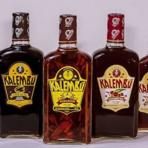 Kaleumbu Rums. Photo Credit: © J & J Spirits.