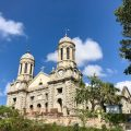 Antigua & Barbuda: View of Cathedral of St John the Divine.