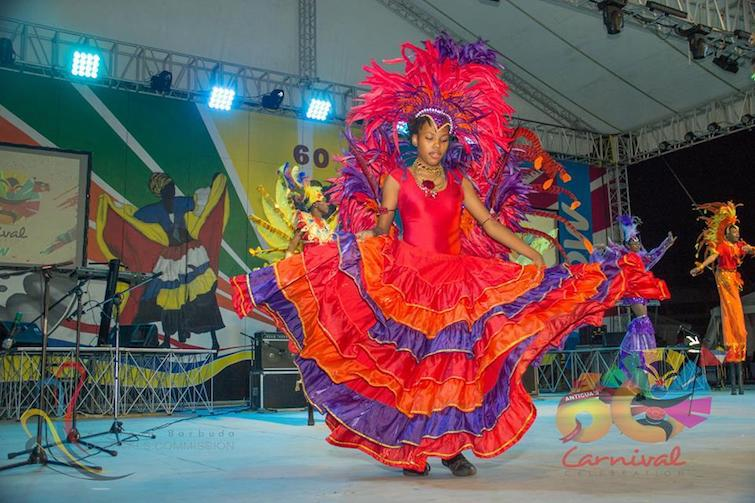 Antigua Carnival: Cultural Dancers. Photo Credit: © Antigua Barbuda Festival Commission.