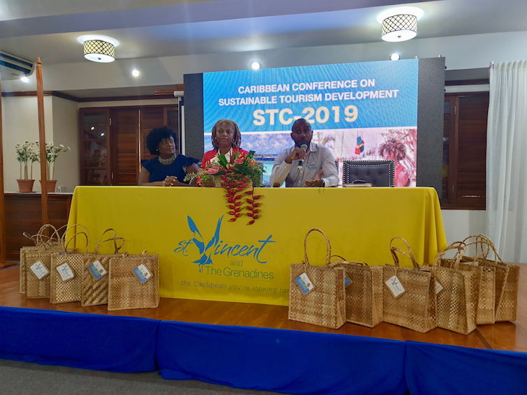 Caribbean Conference on Sustainable Tourism Development - SVG Team.
