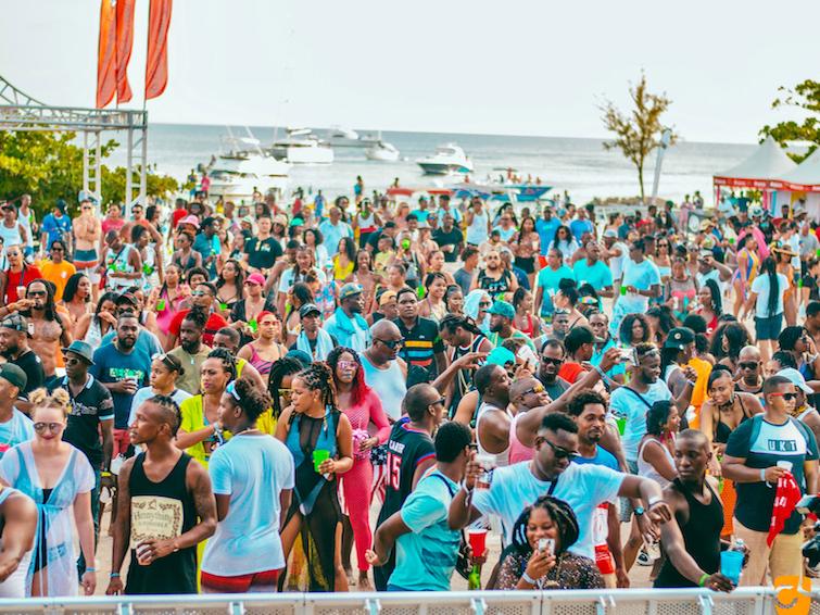 Mercury Fest at Pigeon Island National Landmark in Saint Lucia.