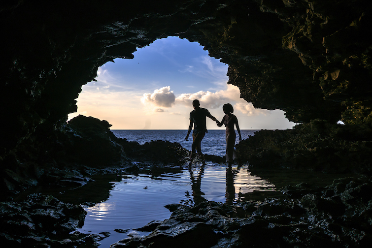 Animal Flower Cave in Barbados. Photo Credit: © Barbados Tourism Marketing Inc.