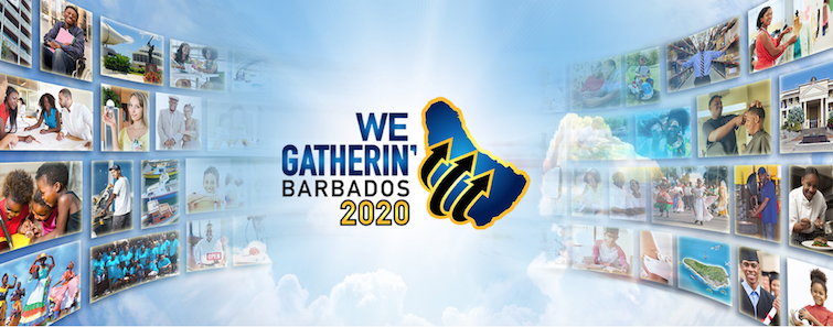 We Gatherin' Barbados 2020.